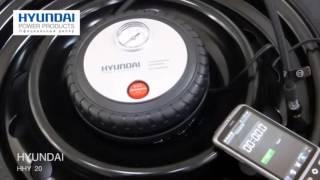 Автомобильный компрессор Hyundai HHY 20 смотреть
