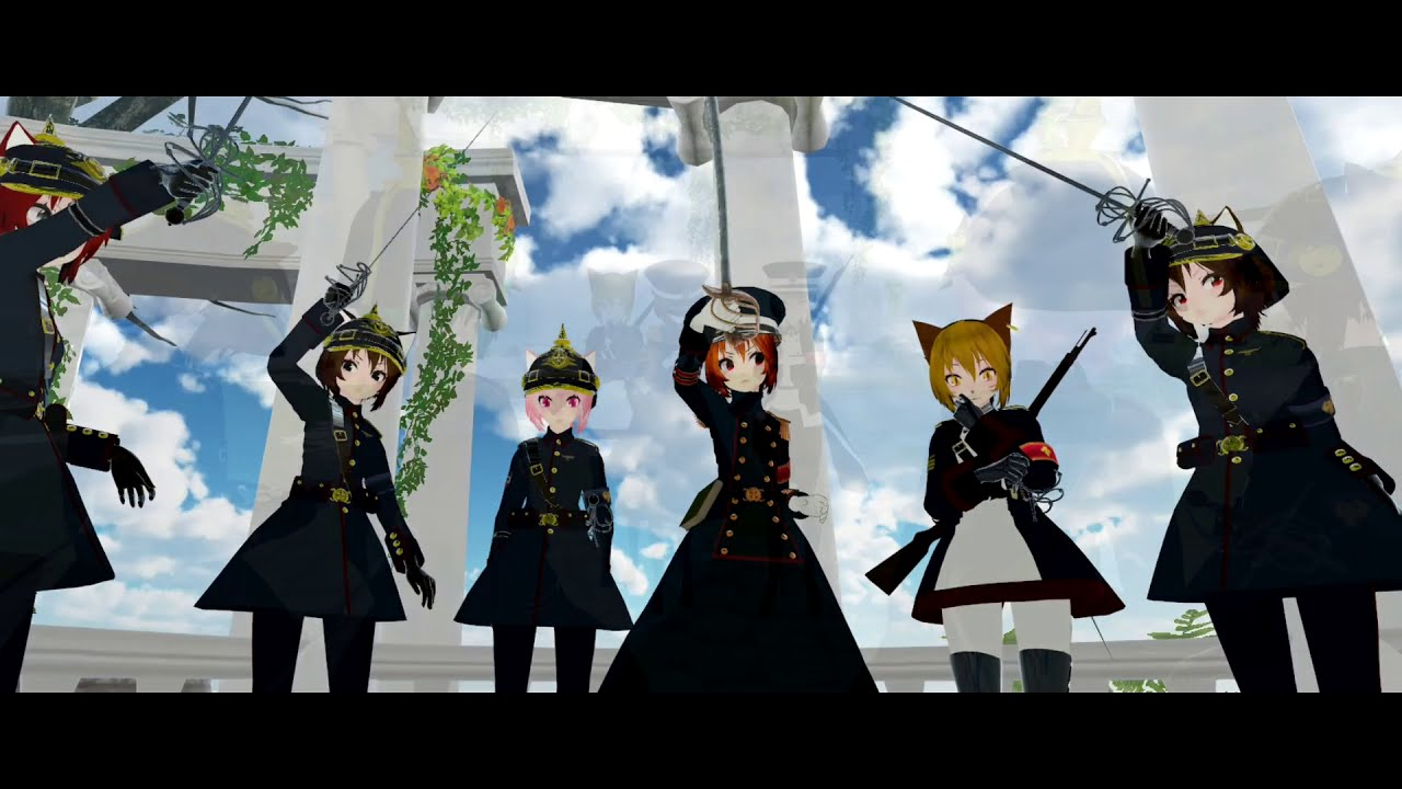 VRChat - Imperial Waifu Army (Enlist today!) - YouTube