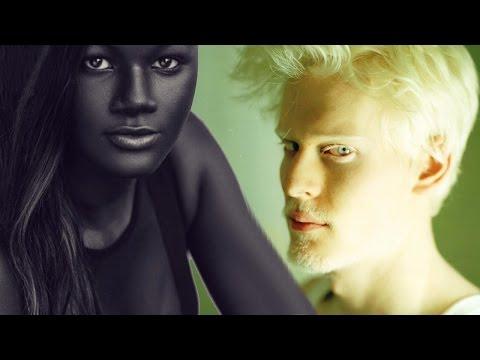6 Personas con un Color de Piel Único