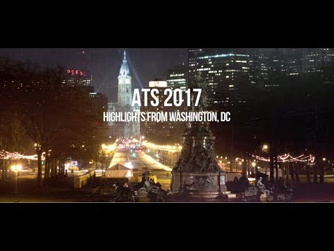 ATS 2017 International Conference Recap