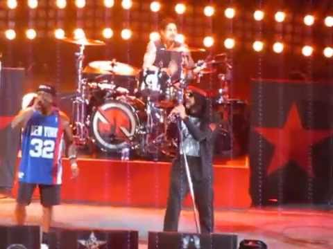 Prophets of Rage She Watch Channel Zero at Barclays Center