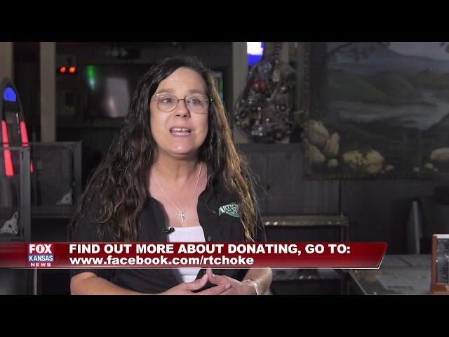 DeVaughn James & Fox Kansas - Pay It Forward - Tracey Rutledge