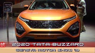 2020 Tata Buzzard - Exteerior And Interior - 2019 Geneva Motor Show