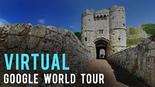 Tour the World With Google and CyArk Open Heritage Project
