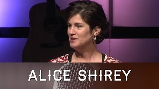Permission to Speak: About Everything! - Alice Shirey