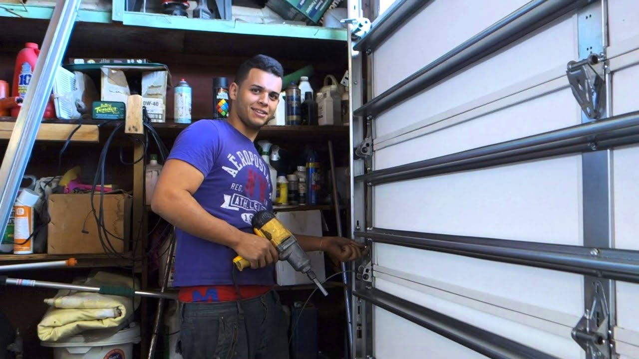 We Had A New Hurricanemaster Garage Door By J B Installed