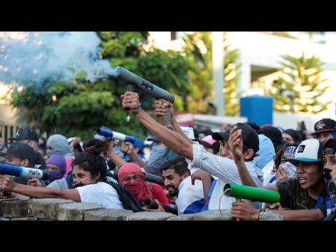 Nicaragua's Deadly Clashes shows signs of US involvement