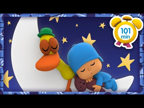 😴 POCOYO in ENGLISH - Sweet Dreams [ 101 minutes ]   Full Episodes   VIDEOS and CARTOONS for KIDS