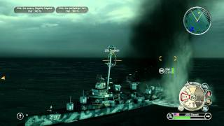 Battlestations Pacific : teach you unlock Iowa-class battleship  HD 720p