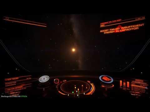 Elite Dangerous 2.3 Beta - Dolphin Noises