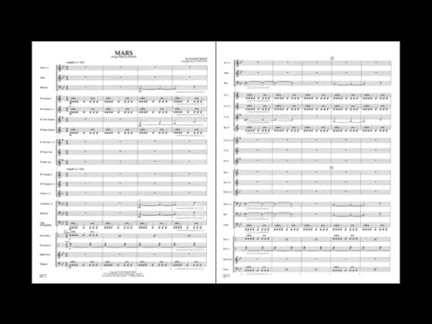 Mars (from The Planets) By Gustav Holst/arr. Jay Bocook