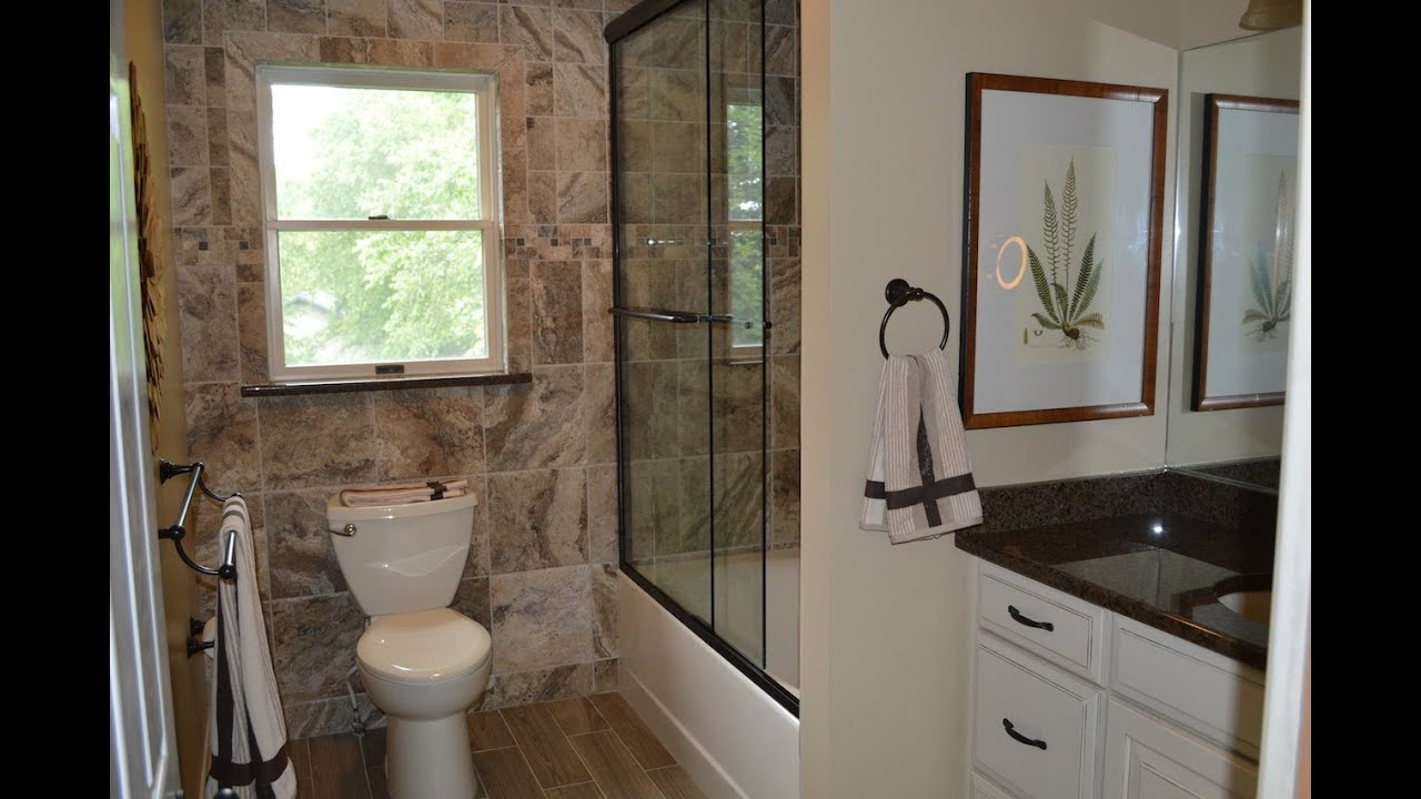 Bathroom Remodeling with Wall and Floor Tile