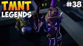 Черепашки-Ниндзя: Легенды. Прохождение #38 (TMNT Legends IOS Gameplay 2016)