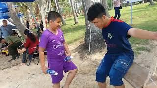 Cáp treo Hòn Thơm Phú Quốc Tết Mậu Tuất 2018