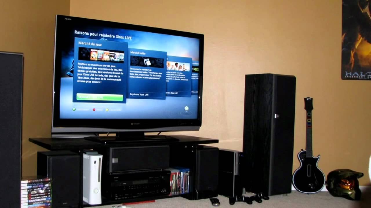 Gaming setup ideas youtube for Apartment bedroom setup ideas