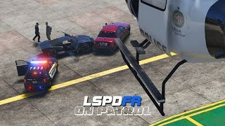 LSPDFR - Day 289 - Los Santos International Airport Patrol