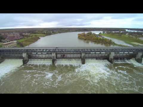 St Andrews Lock & Dam