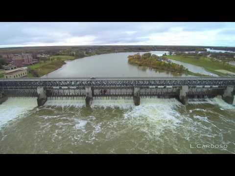 St Andrews Lock & Dam
