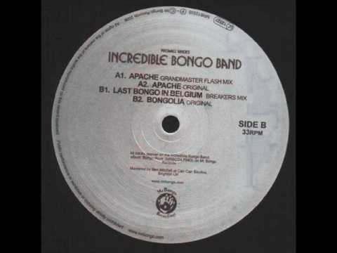 Incredible Bongo Band  - Apache (Grandmaster Flash Mix)