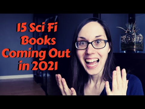 Most Anticipated SciFi Books Releases for 2021 | #sciencefiction #booktubesff