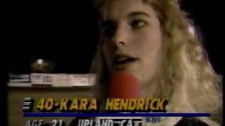 Short Kara Hendrick interview