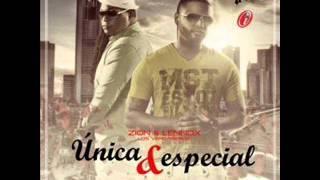 UNica Y Especial zion y lennox (fantasma 2) Reggaeton 2012