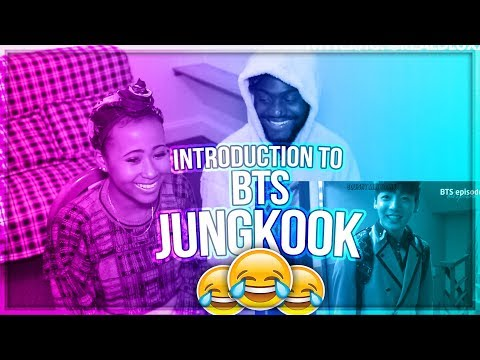 AFRICANS REACT TO - INTRODUCTION TO BTS : JUNGKOOK VERSION