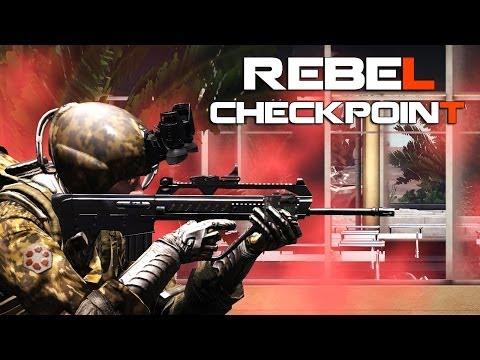 ARMA 3: Altis Life Rebel - Rebel Checkpoint