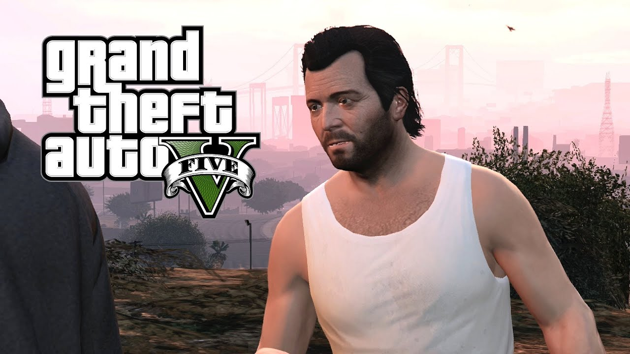 Gta V  Michael Morto Trevor O Inferno Na Terra Gta  Em Portugues Pt Br Youtube