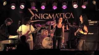 Enigmática - Live Tribus Bar - Tornado of souls (Megadeth Cover)