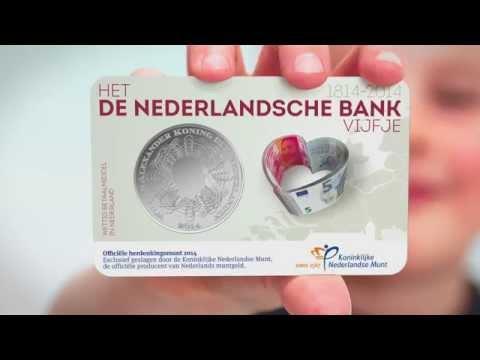 Preview commercial het 'de Nederlandsche Bank' Vijfje