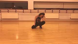 Mabel - Don't Call Me Up Choreography by Krista Blundell Video