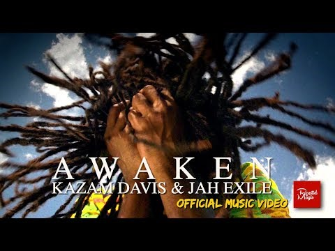 KAZAM DAVIS AND JAH EXILE - AWAKEN - TIGER RECORDS