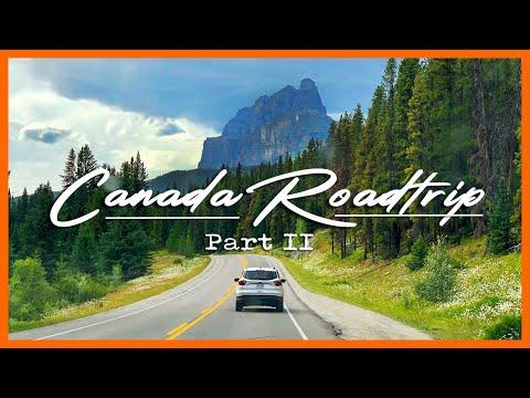 Canada Camping Roadtrip | Jasper, Banff & Revelstoke National Park