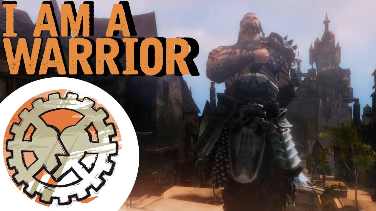 I AM A WARRIOR - Guild Wars 2 Original Fan Song - Beyond