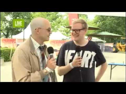 Intervju med Slagsmalsklubben