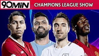 WHICH ENGLISH TEAM WILL GO THE FURTHEST IN UCL!? Liverpool, Tottenham, Man City or Man United?