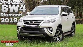 Nova Toyota SW4 Diamond 2019 - (Garagem 2.0)