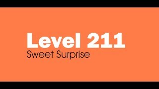 Candy Crush Saga level 211 Help,Tips,Tricks and Cheats