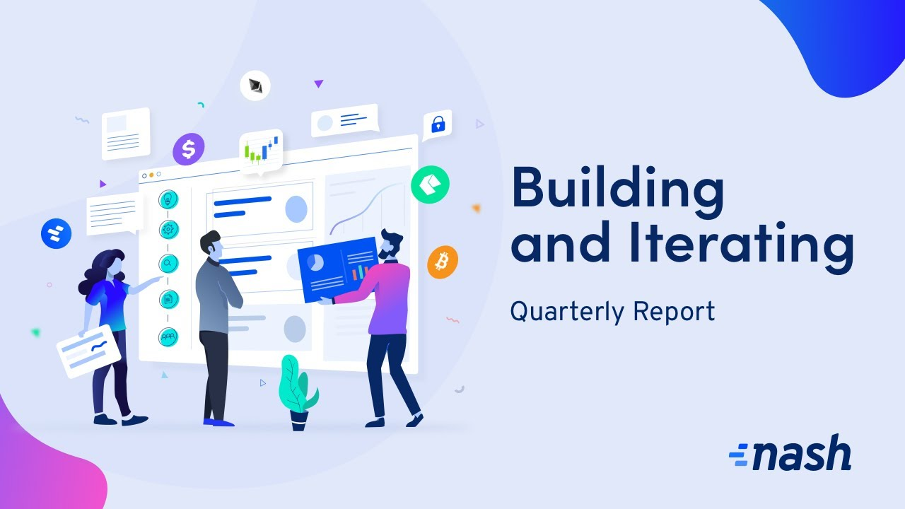 Building and Iterating: Quarterly Report Q4 2019