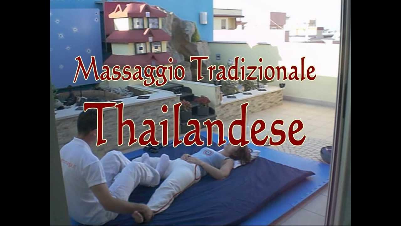Massaggio Tradizionale Thailandese Youtube