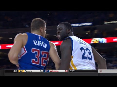 Warriors 2014-15 Season: Game 4 vs. Clippers
