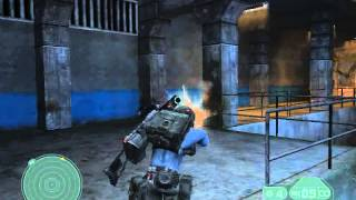 Rogue Trooper gameplay pc