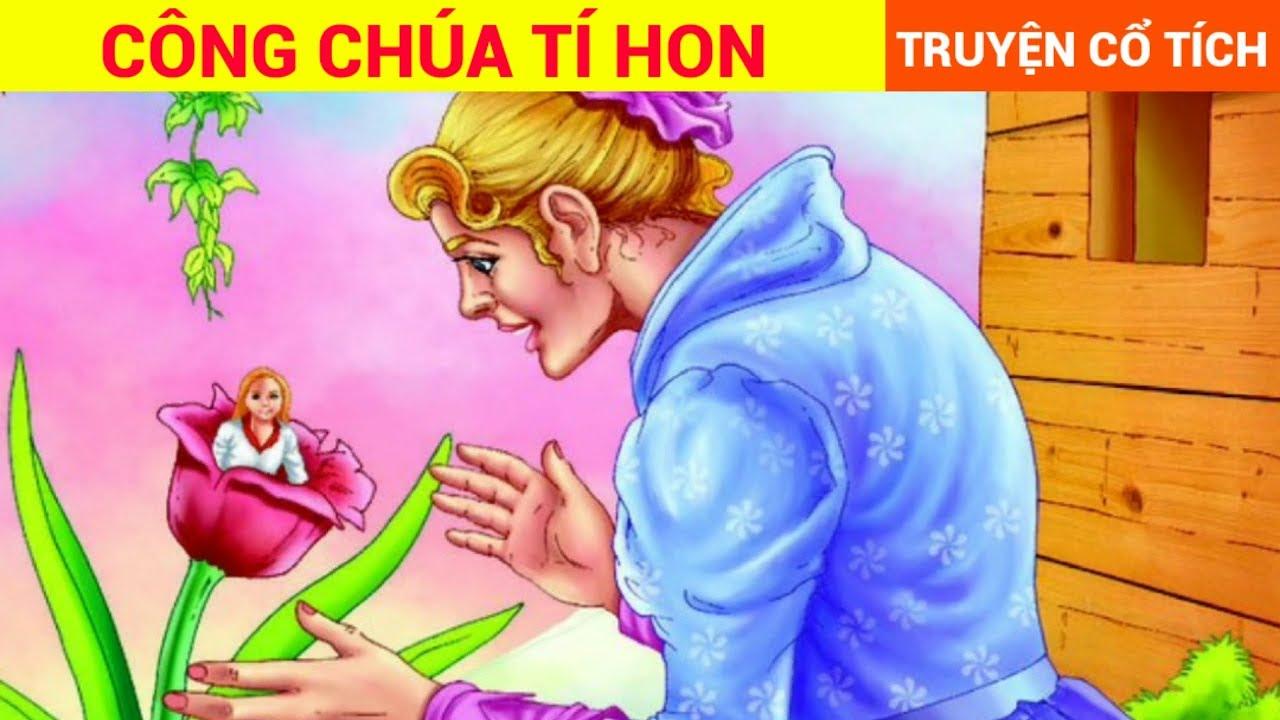 1️⃣Truyện Cổ Tích | Công Chúa Tí Hon | Phim Hoạt Hình | Truyện Cổ Tích Hay  Nhất 2019 ™️ Hayhd.vn