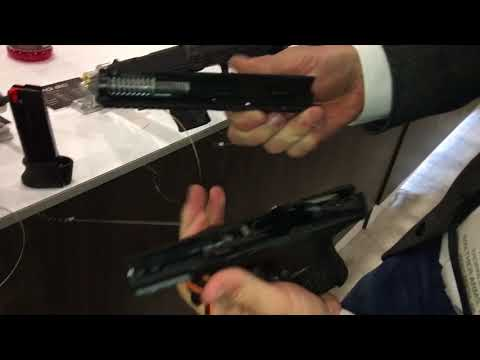 Walther PPQ M2 Sub-Compact 9mm Pistol Disassembly/Takedown Procedure
