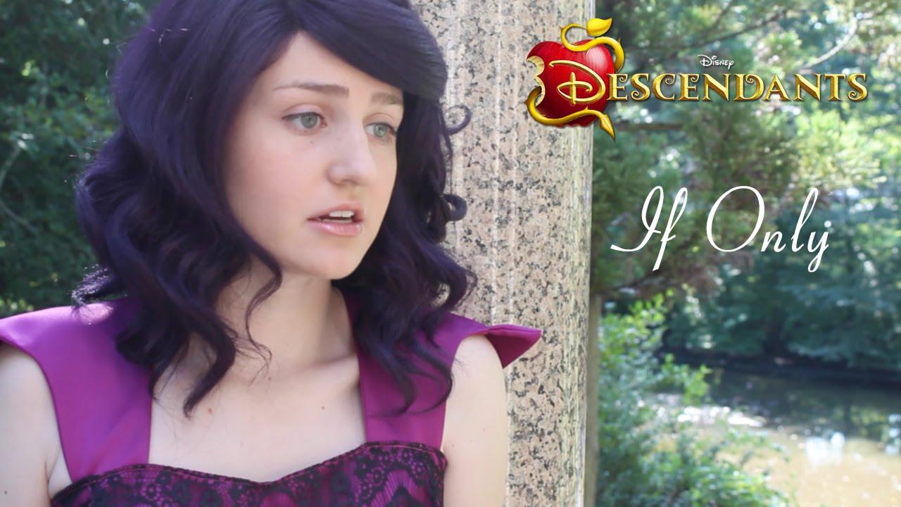 If Only (Disney Descendants Cover)| Dovelybell - YouTube