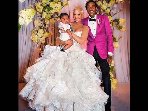 Nick cannon wiz khalifa dating amber rose