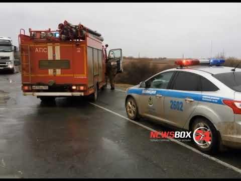 Водителя фуры, под которой упал мост в Осиновке, отпустили под подписку о невыезде