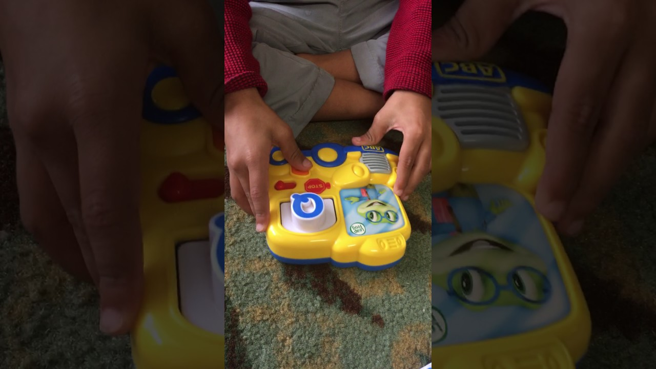 SHAURYA LEARNING ABC LETTERS LEAP FROG SCHOOL BUS TOY VIDEO - YouTube