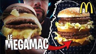 Le Mega Mac de Mcdonald's, encore un gros coup marketing...